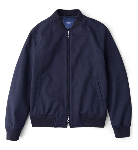 Bomber Cloth Navy System By Wool Proper Storm 6tqCtAw