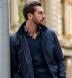 Lucca Navy Wool and Silk Performance Jacket Product Thumbnail 8