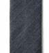 Zoom Thumb Image 1 of Grey Pinstripe Wool Tie