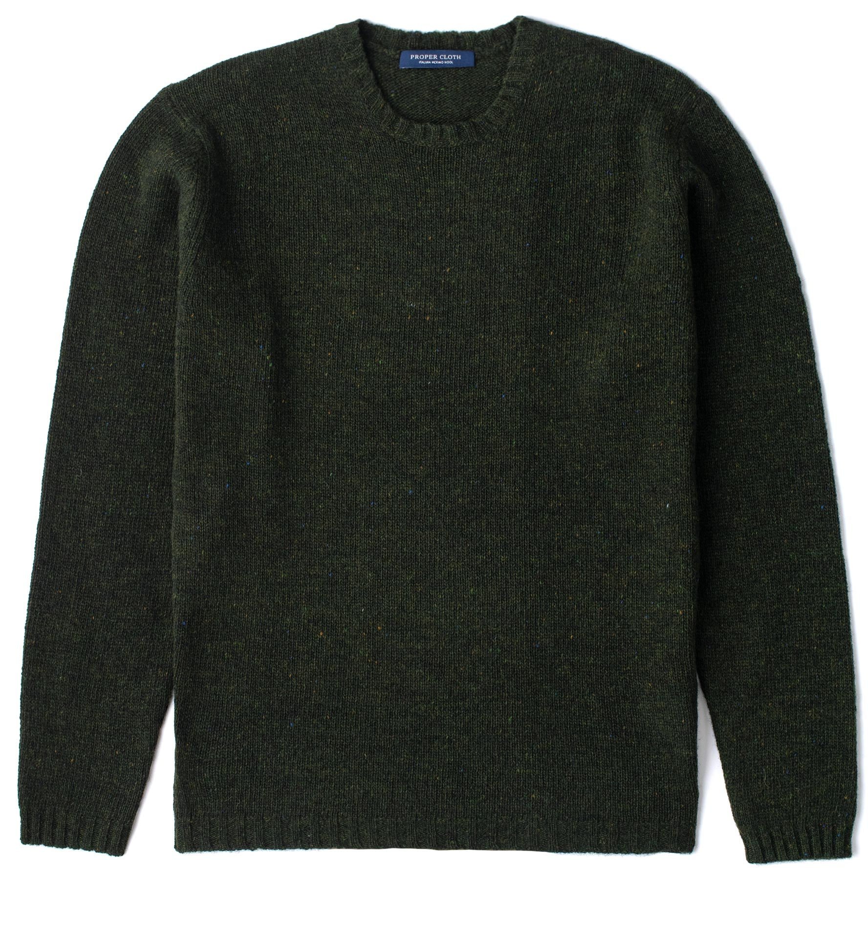 Zoom Image of Pine Donegal Lambswool Sweater