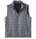 Zoom Thumb Image 6 of Brera Grey Lightweight Wool Zip Vest