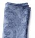 Zoom Thumb Image 1 of Blue Tonal Paisley Pocket Square
