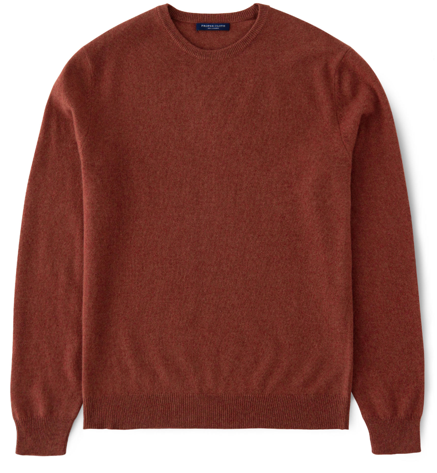 Crewneck Cashemere Sweater in 9 Colors
