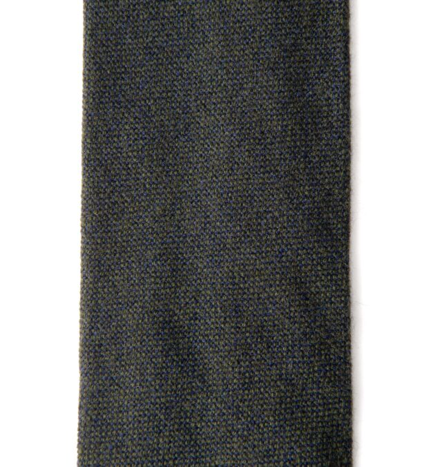 Forest Green Cashmere Tie