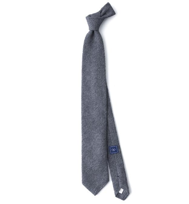 Slate Cashmere Tie