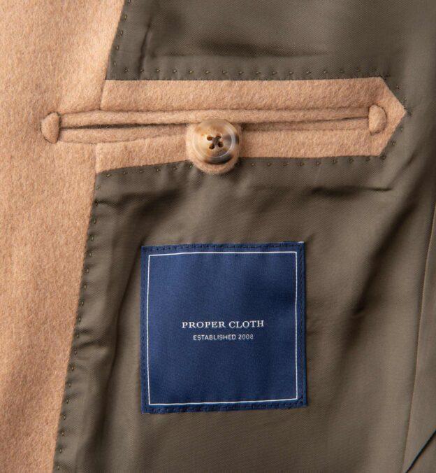 Bleecker Camel Coat