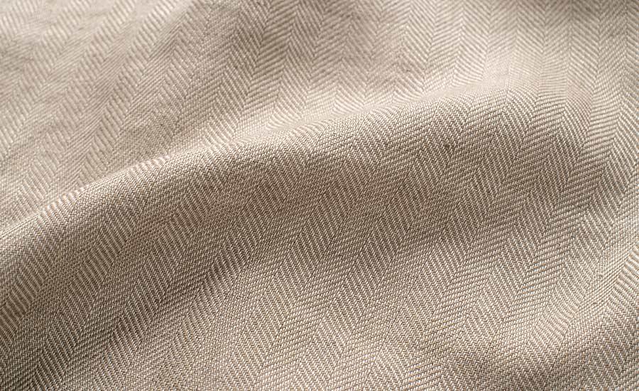 Premium Solbiati Herringbone Linen Photo