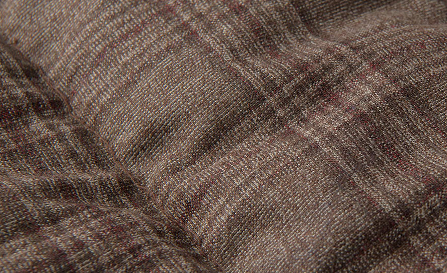 Premium Wool Flannel from Guabello Photo