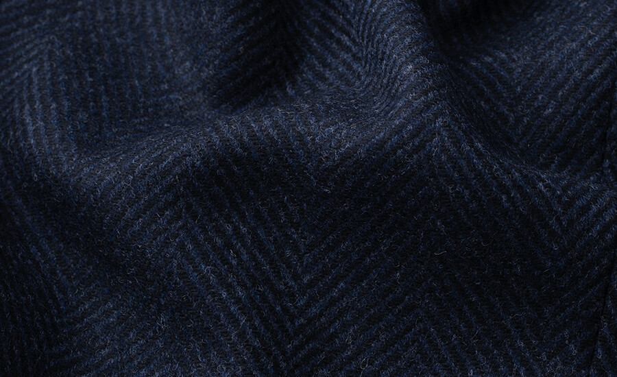 Drago Italian Wool & Cashmere Fabric Photo