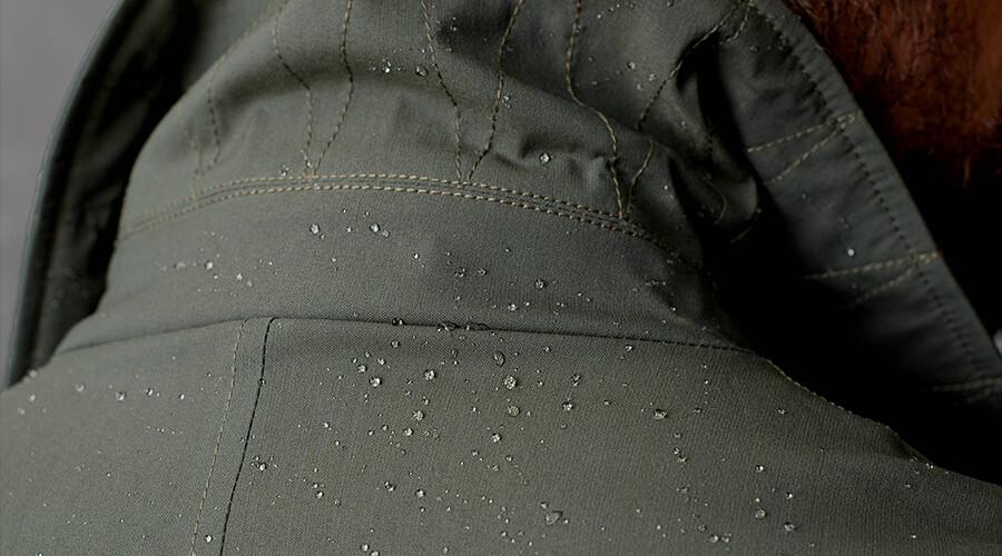 Loro Piana Storm System Wool Fabric Photo