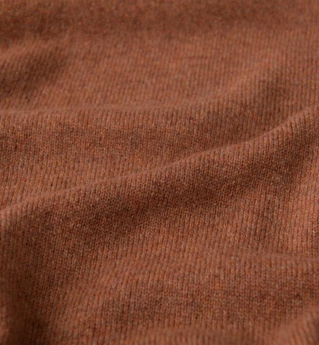 Sienna Cashmere Turtleneck Sweater