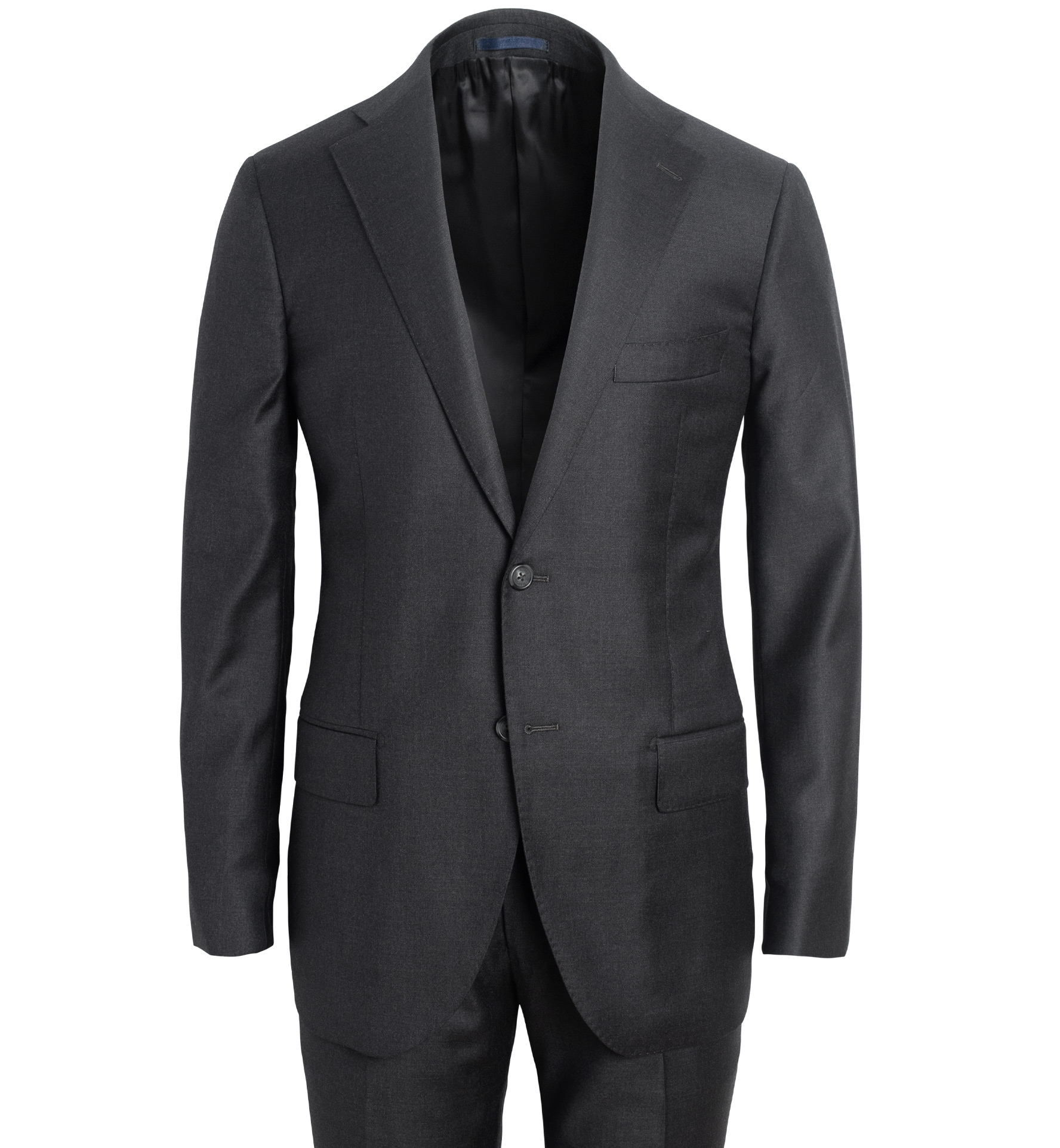 Zoom Image of Mercer Grey S130s Wool Suit