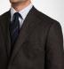 Zoom Thumb Image 3 of Bedford  Walnut Herringbone Wool and Cashmere Jacket