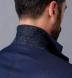 Zoom Thumb Image 7 of Allen Navy Melange S110s Comfort Wool Suit