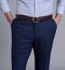Zoom Thumb Image 3 of Allen Navy Comfort Fresco Trouser