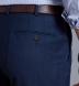 Zoom Thumb Image 4 of Allen Navy Comfort Fresco Trouser