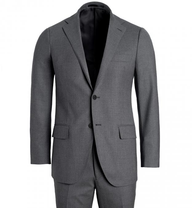 Allen Grey Comfort Fresco Suit