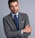 Zoom Thumb Image 3 of Allen Grey Comfort Fresco Suit