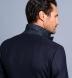 Zoom Thumb Image 7 of Allen Navy Pinstripe S130s Wool Suit
