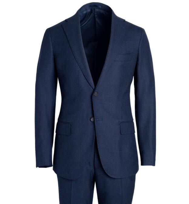 Allen Slate S130s Birdseye Suit
