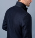 Zoom Thumb Image 5 of Bedford Navy Wool and Linen Twill Jacket