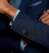 Zoom Thumb Image 6 of Bedford Navy Windowpane Suit