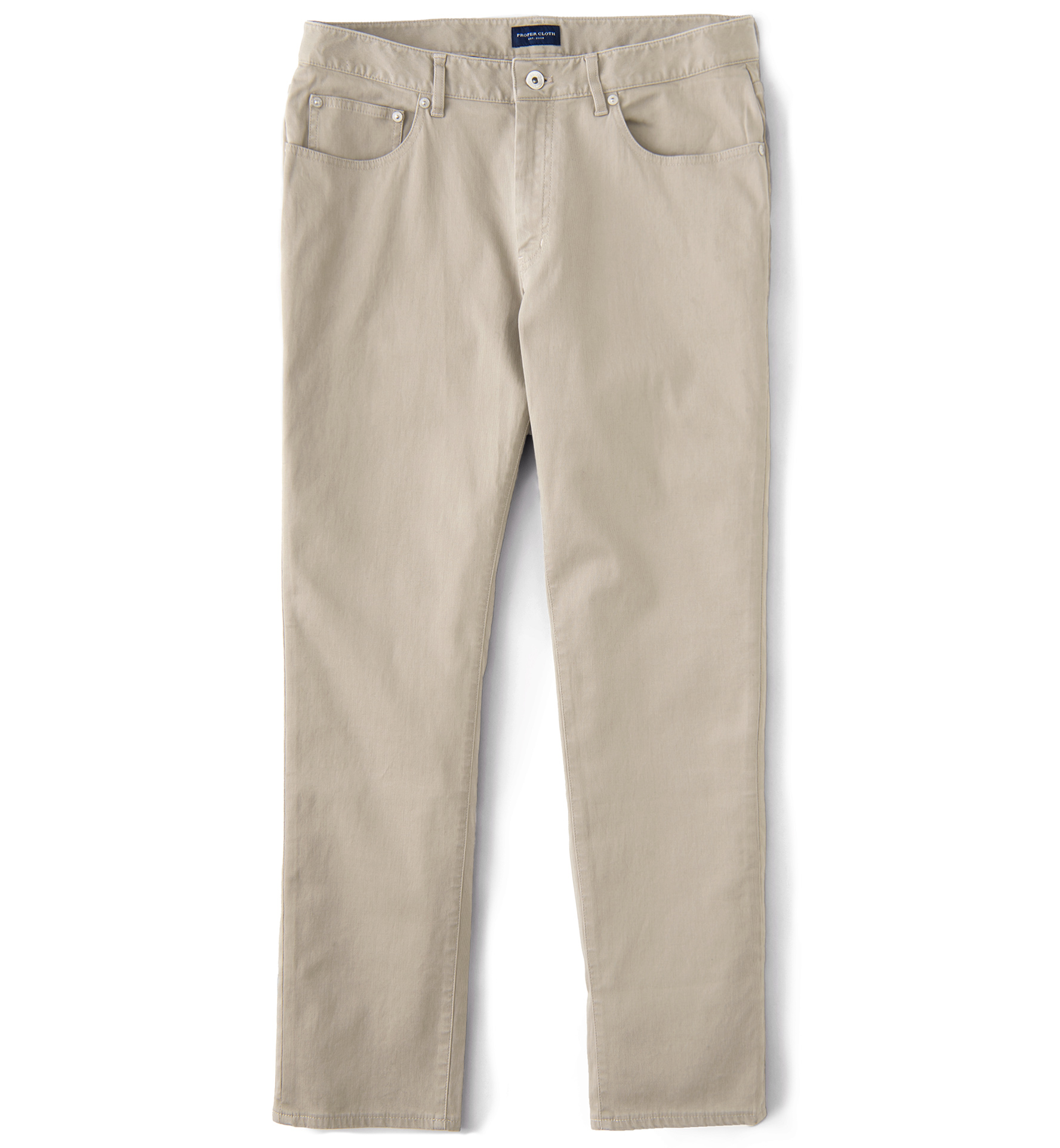 Zoom Image of Sullivan Stone Stretch Bedford Cord Pant