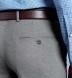 Zoom Thumb Image 5 of Allen Grey Comfort Tropical Fresco Trouser