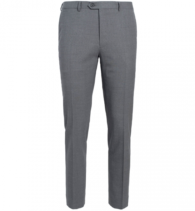 Allen Grey Comfort Tropical Fresco Trouser