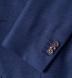 Zoom Thumb Image 4 of Hudson Ocean Blue Wool Flannel Hopsack Jacket