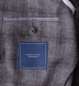 Zoom Thumb Image 7 of Hudson Grey Plaid Wool and Cashmere Flannel Jacket