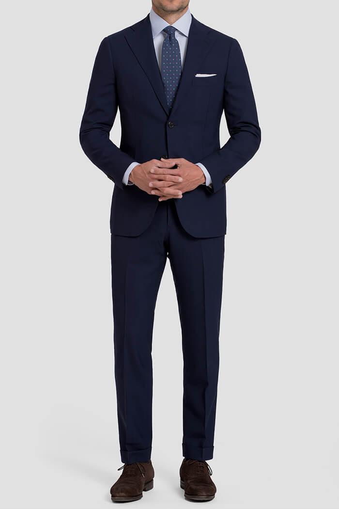 Allen Navy Fresco Suit