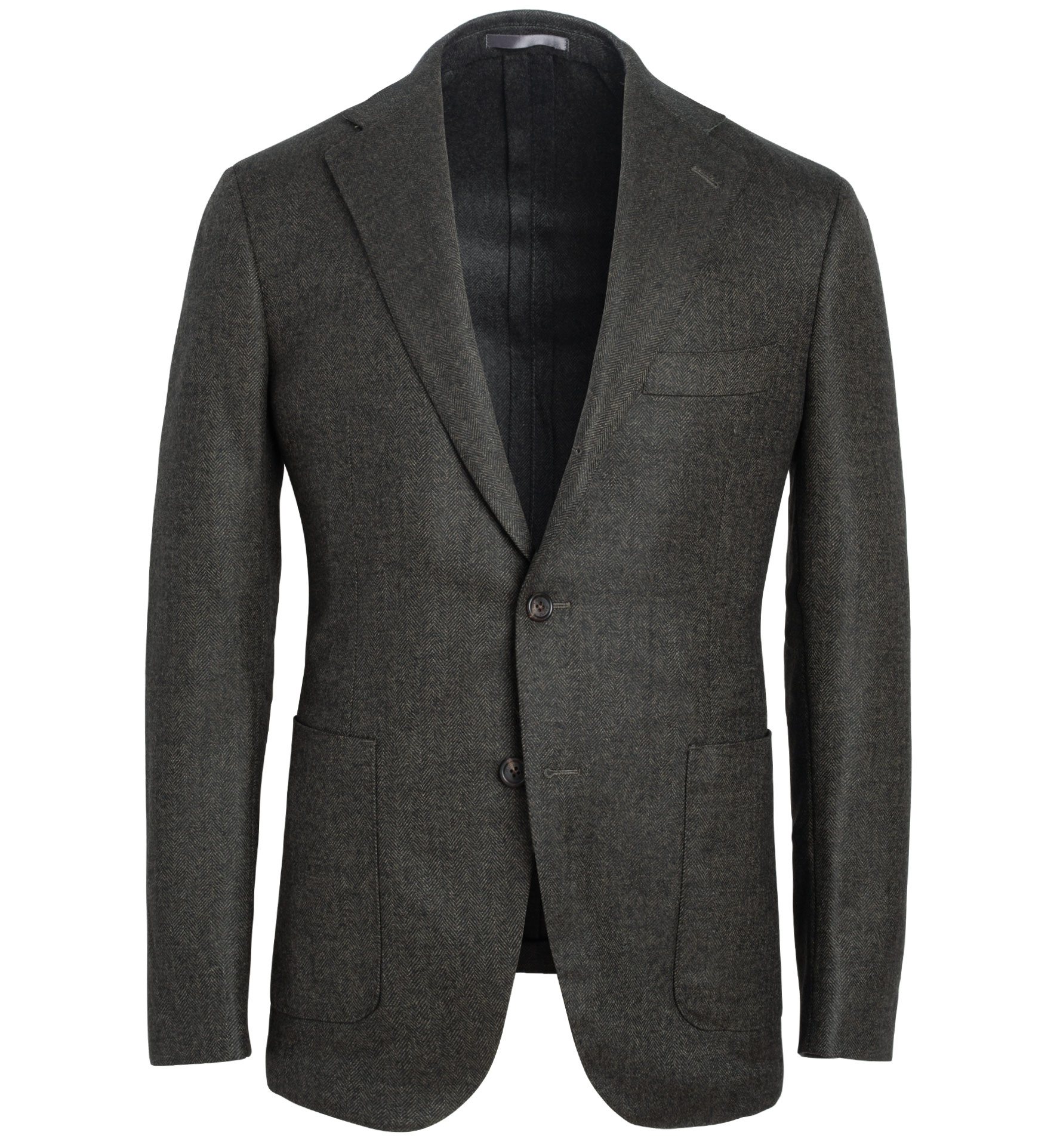 Zoom Image of Bedford Pine Wool Herringbone Jacket