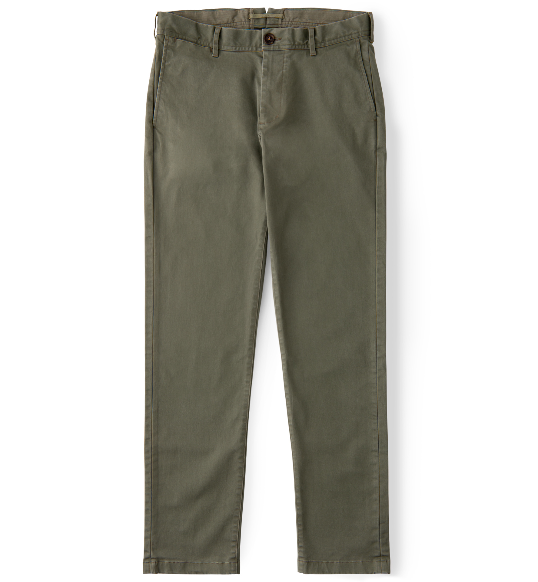 Zoom Image of Bowery Sage Stretch Heavy Cotton Chino