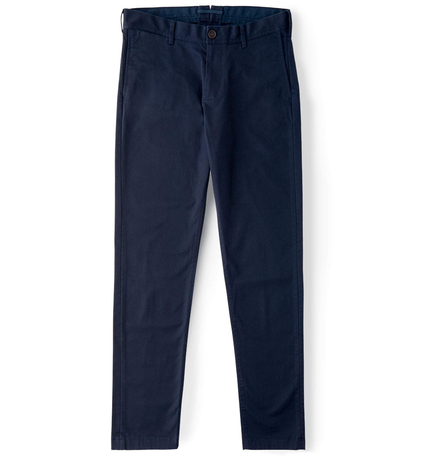 Zoom Image of Bowery Navy Stretch Heavy Cotton Chino