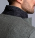 Zoom Thumb Image 6 of Bedford Sage Linen and Wool Hopsack Jacket