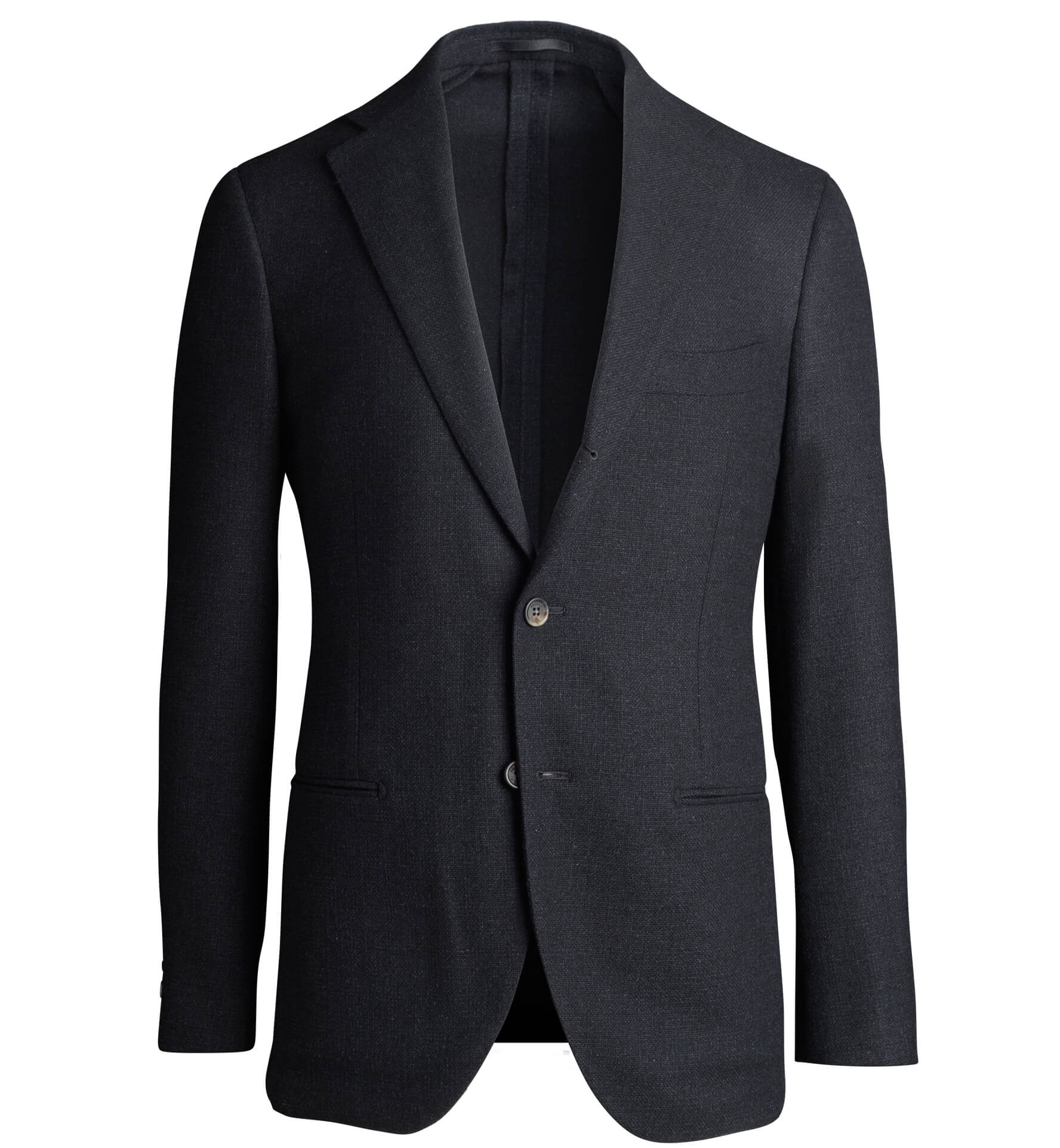 Zoom Image of Bedford Black Wool and Silk Jacket