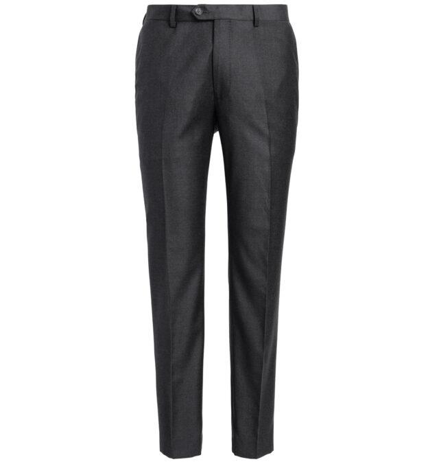 Allen Grey S130s Wool Trouser