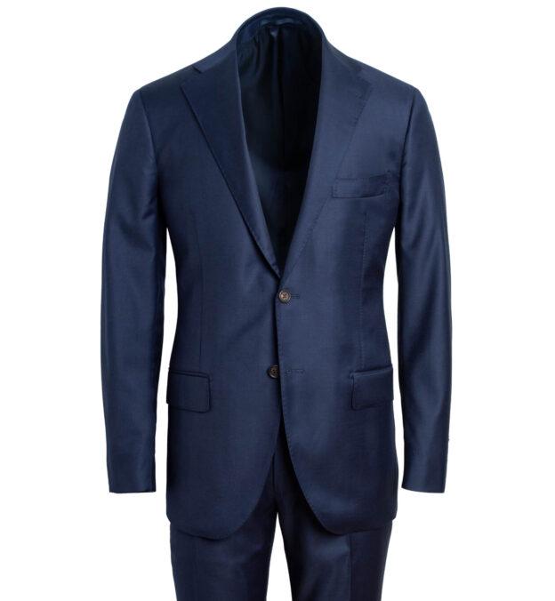 Allen Navy Wool Suit