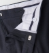 Zoom Thumb Image 7 of Mercer Charcoal S150s Wool Suit with Cuffed Trouser