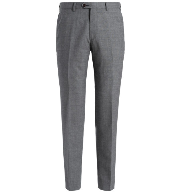 Allen Grey Lightweight Fresco Trouser