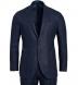 Zoom Thumb Image 1 of Bedford Navy Irish Linen Suit