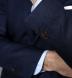 Zoom Thumb Image 6 of Bedford Navy Irish Linen Suit