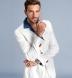 Zoom Thumb Image 3 of Bedford White Irish Linen Suit
