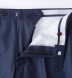 Zoom Thumb Image 10 of Allen Blue S110s Sharkskin Suit with Cuffed Trouser