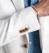 Zoom Thumb Image 6 of Bedford White Irish Linen Jacket
