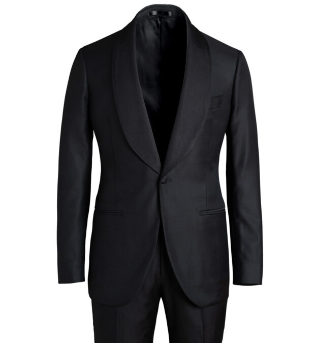 Mayfair Black Shawl Lapel Tuxedo