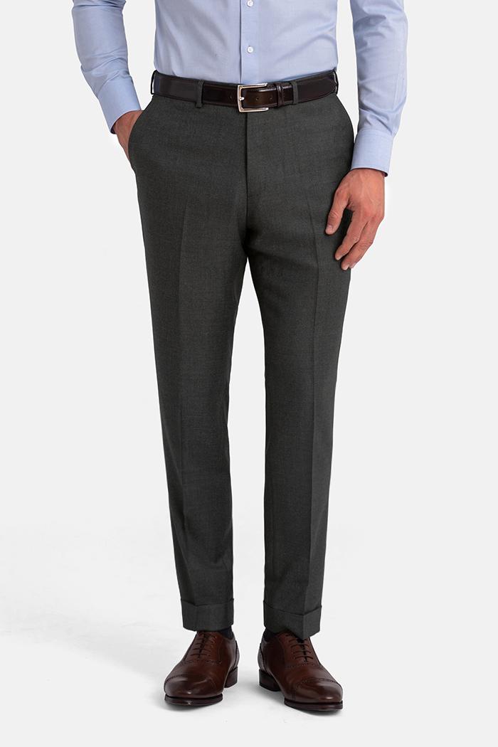Allen Grey S110s Nailhead Trouser