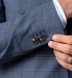 Zoom Thumb Image 5 of Allen Light Slate S130s Windowpane Suit