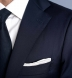 Zoom Thumb Image 5 of Allen Navy S130s Wool Suit